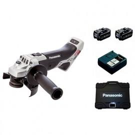 Disqueuse D. 125 mm sans fil 18V 5,0 Ah Li-Ion Panasonic - EY46A2LJ2G - Alsafix