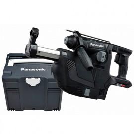 Perforateur SDS+ 3,3 Joules sans fil 28,8V (sans batterie, ni chargeur) Panasonic + aspiration amovible - EY7881XV - Alsafix