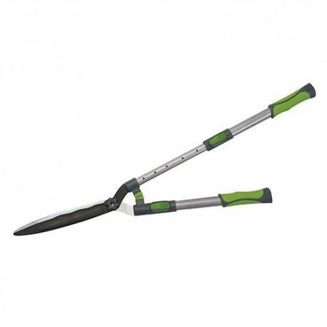 Cisailles de jardin avec manche téléscopique 755 mm - 749246 - Silverline