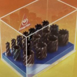 Coffret 16 fraises à carotter HSS EXTREME GOLD D. 14 à 36 x Ht. 55 x Q. Weldon 19 mm - EXGLESP16 - Martin