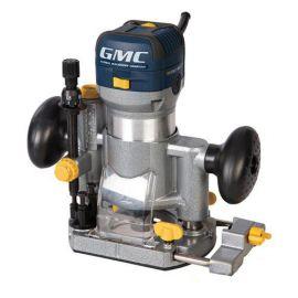 Affleureuse électrique GMC 710 W, queue de 8 mm