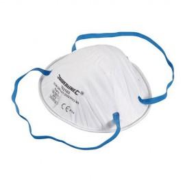 Masque respiratoire moulé FFP2 NR - 783165 - Silverline