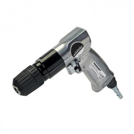 Perceuse réversible pneumatique avec mandrin 10 mm Silverline - 793759 - Silverline