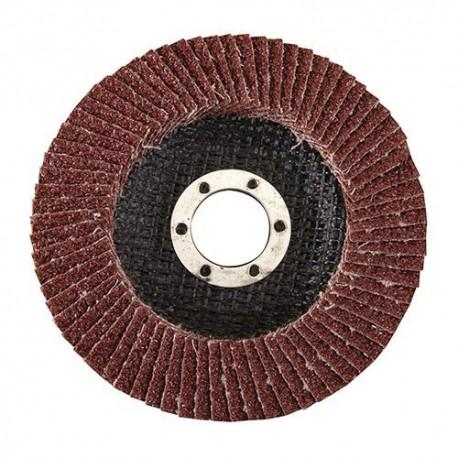 disque lamelles corindon d 115 mm grain 60 793761 silverline. Black Bedroom Furniture Sets. Home Design Ideas