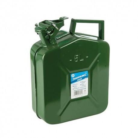 Bec verseur pour bidon métal 320 mm - 854292 - Silverline
