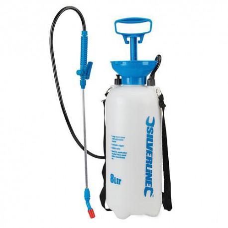 Pulvérisateur manuel 8 L à pression réglable - 868593 - Silverline