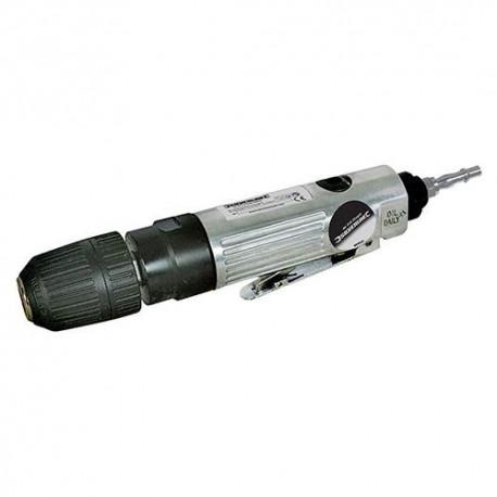 Perceuse droite pneumatique avec mandrin 10 mm Silverline - 868625 - Silverline