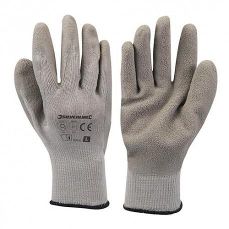 Gants thermiques de maçon Large - 868642 - Silverline
