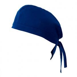 Bandana de cuisine 65% polyester 35% coton 190 gr/m2 - Bleu Azur - 404002 - Velilla