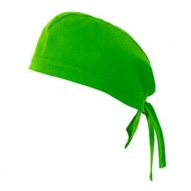 Bandana de cuisine 65% polyester 35% coton 190 gr/m2 - Citron Vert - 404002 - Velilla