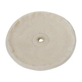 Disque de polissage non cousu D. 150 mm - 868743 - Silverline