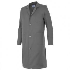 Blouse de travail 3 poches homme 65% polyester 35% coton 175 gr/m2 - Gris - 700 - Velilla