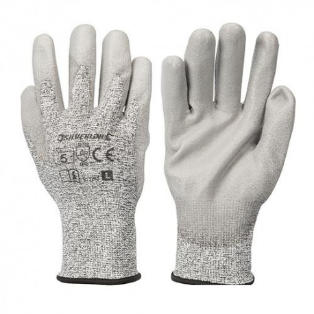 Gants anti-coupures classe 5 Large - 913265 - Silverline