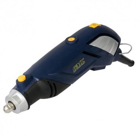 Outil multifonction électrique à variateur 135 W GMC + accessoires - 920154