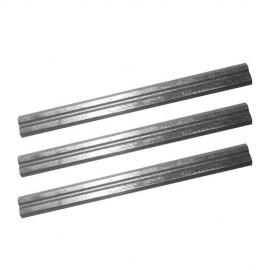 3 fers de rabot 180 mm réversibles pour rabot triton TPL180 - 928758 - Triton