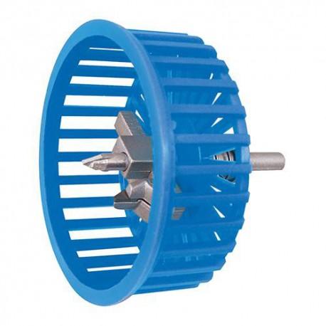 Mèche à capot extensible D. 20 à 94 mm pour le carrelage/ la faïence - 930166 - Silverline