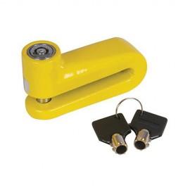 Antivol bloque-disque moto Pêne de D. 10 mm - 932434 - Silverline