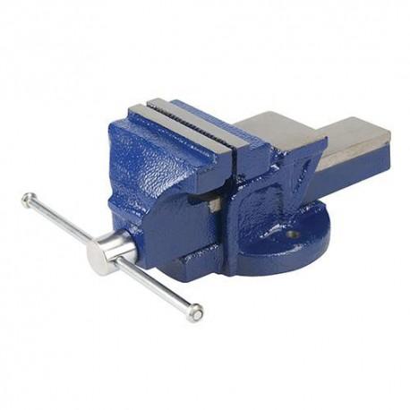 Étau d'ingénieur 5 kg, serrage max 100 mm - 938601 - Silverline