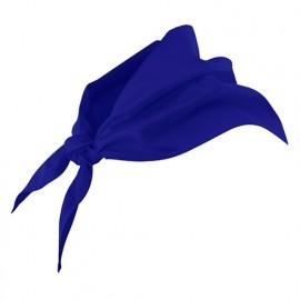 Foulard de restauration 65% polyester 35% coton 190 gr/m2 - Bleu Azur - 404003 - Velilla