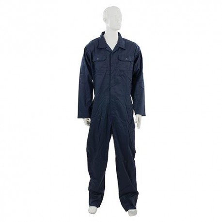 Bleu de travail bleu marine L 112 cm - 983750 - Silverline