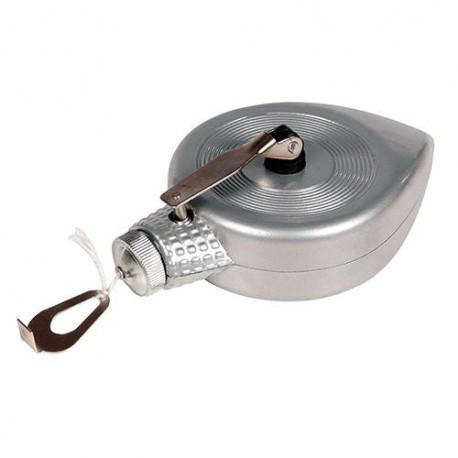 Cordeau traceur en métal 30 m - CB61 - Silverline