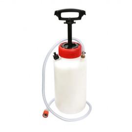Pompe à eau manuelle 10 L + raccord + tuyau - 368H - Diager