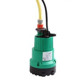 Kit pompe à eau électrique 270 W + 2 raccords + tuyau - 375H - Diager