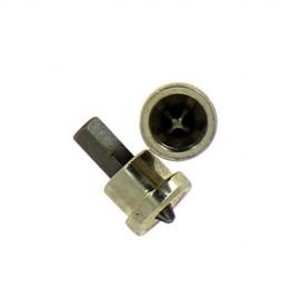 2 Stopvis PH2 6,35 x Lt. 25 mm spécial plâtre - 627PH2 - Diager