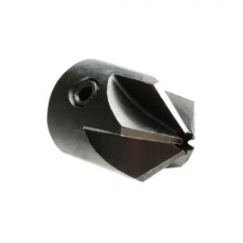 Fraise à rapporter bois D. 16 x Lt. 25 mm pour mèche D. 3 mm - 939D03 - Diager