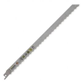 2 lames de scie sabre HCS Lu. 280 mm spécial matériau isolant - L200SL3002 - Diager