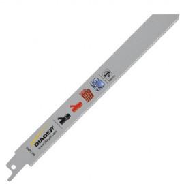Lame de scie sabre Diamant Lu. 180 mm spécial fonte/brique/céramique - L201SL2001 - Diager