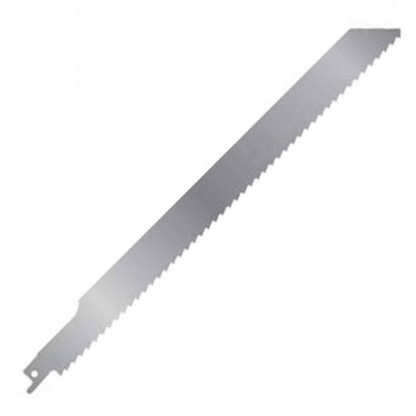 Lame de scie sabre en inox pas de 6,35 x Lu. 280 mm spécial produits surgelés/glace - L205SL3001 - Diager