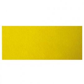 15 lots de 12 patins corindon jaune fixation par pince semi vrac - 93 x 230 mm Gr. 40 pour bois - 93230.00.121 - Leman
