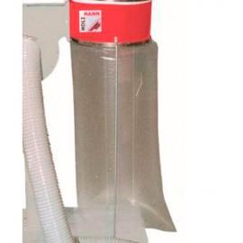 10 sacs de récupération plastique D. 375 mm ABS1080SS pour aspirateur ABS1080 - Holzmann