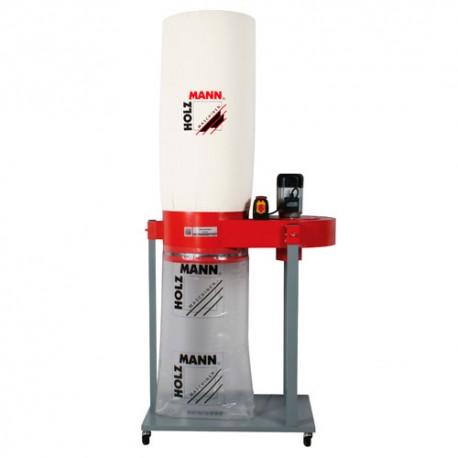 Aspirateur à copeaux de bois 165 L 230 V - 1500 W ABS3000-230V - Holzmann