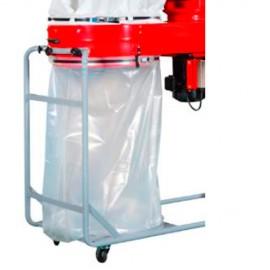 10 sacs de récupération plastique D. 610 mm L. 1400 mm ABS5340SS - Holzmann