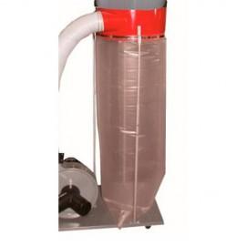 Sac de récupération plastique D. 500 mm L. 1480 mm ABSSS - Holzmann