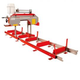 Scie à grume manuelle D. 550 mm 4,6 M 400 V - 4000 W BBS550 - Holzmann