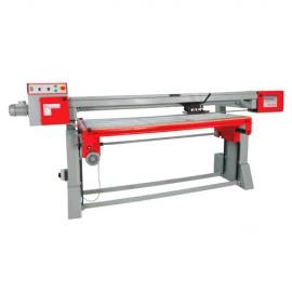 Ponceuse longue bande avec table 2500 x 825 mm 400 V - 3000 W BSM2600P - Holzmann