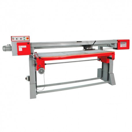 Ponceuse longue bande avec table 3000 x 825 mm 400 V - 3500 W BSM3000P - Holzmann