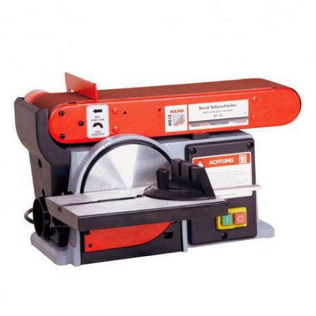 Ponceuse à bande 914 x 100 mm et à disque D. 150 mm 230 V - 250 W BT46 - Holzmann
