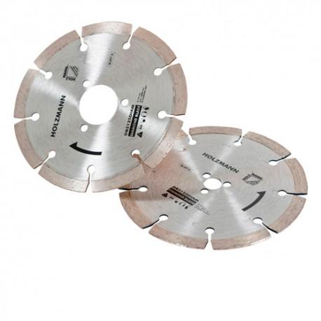 Disque diamant D. 125 mm DBS125DIAM pour DBS125 - Holzmann