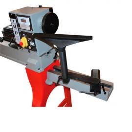 Rallonge de banc extérieure + support DF1200ADV pour tour à bois DF1200N - Holzmann