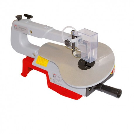 Scie à chantourner 400 mm DKS20 - Holzmann