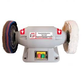 Touret à polir D. 200 mm 230 V - 900 W DSM200PS-230V - Holzmann