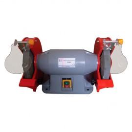Touret à meuler D. 250 mm 400 V - 900 W DSM250-400V - Holzmann