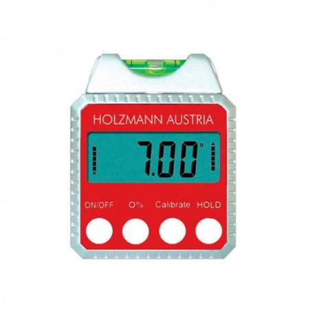 Indicateur d'angles magnétique et bulle DWM90 - Holzmann