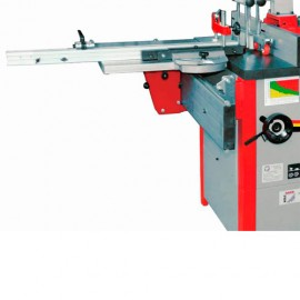 Chariot + table de chariotage aluminium FS200SST pour toupie FS200/FS200S - Holzmann