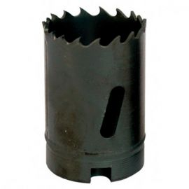 Trépan HSS bi-métal D. 92 mm Ht. 38 mm - 38.092 - Leman