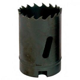 Trépan HSS bi-métal D. 38 mm Ht. 38 mm - 38.038 - Leman
